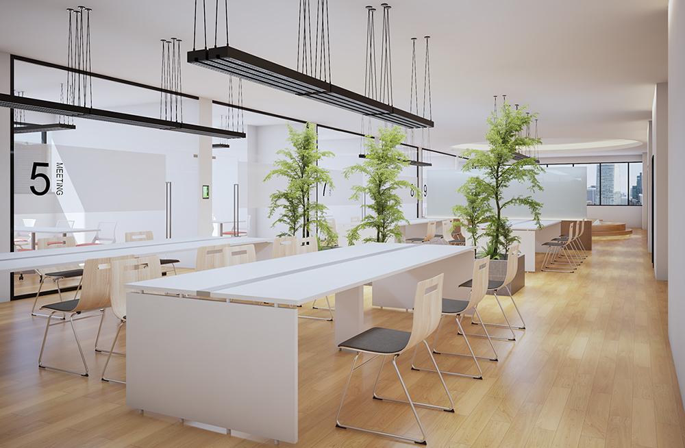 Smart Office ออฟฟิศที่ออกแบบเพื่อตอบสนองพฤติกรรมการทำงาน เพิ่มประสิทธิภาพและกระตุ้นความคิดสร้างสรรค์ของพนักงาน