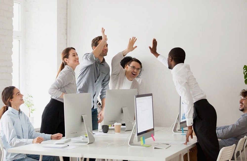 How to Design an Office to be a Happy Workplace: The Key to Success.